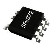 原边5W开关电源芯片 SF6072