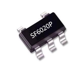 原边6W开关电源芯片 SF6020P