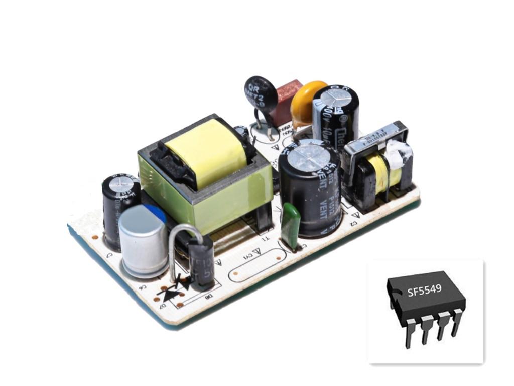 18W系列12V1.5A能效六级方案