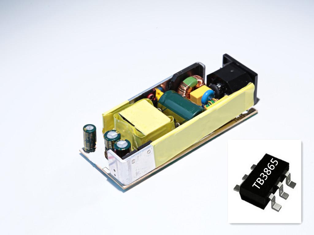 60W系列  12V5A六级能效方案
