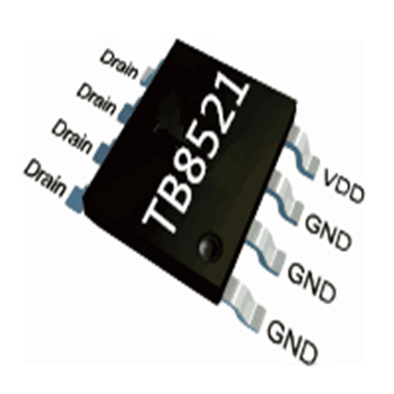 5V2.4A同步整流芯片TB8521