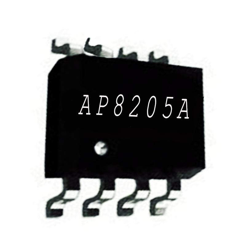 低压MOS管 AP8205A TSSOP8