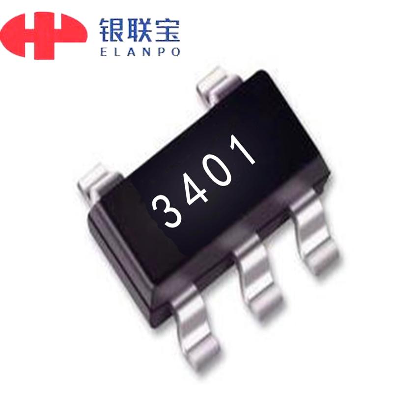 低压MOS管 AP3401 SOT23