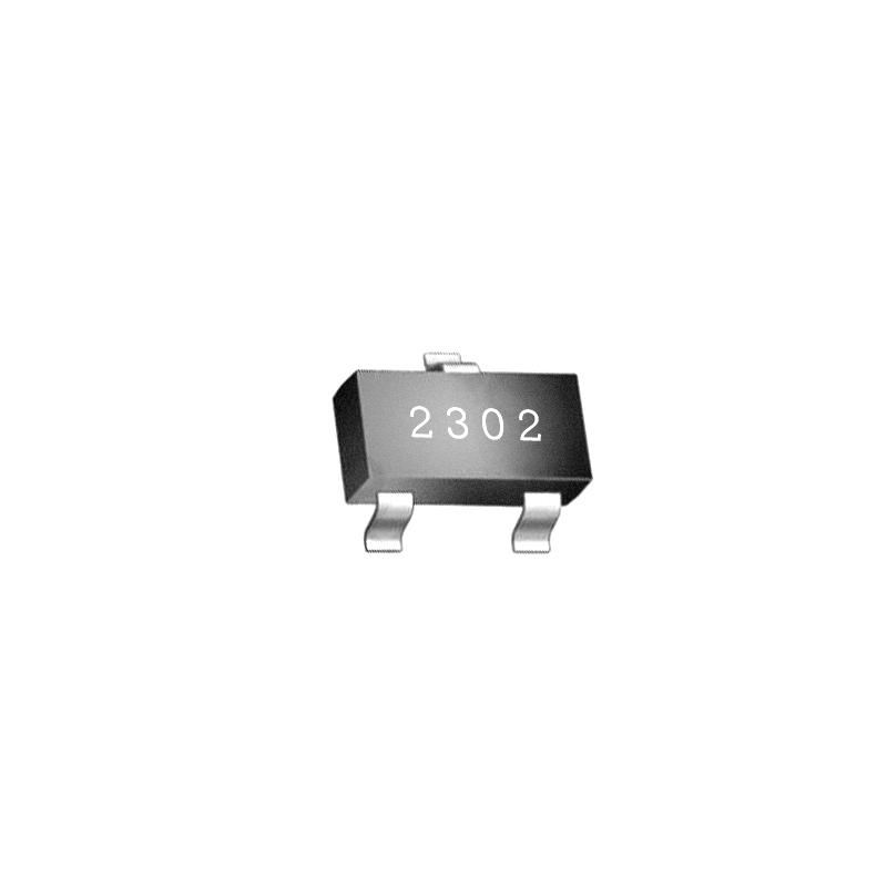 低压MOS管 AP2302 SOT23