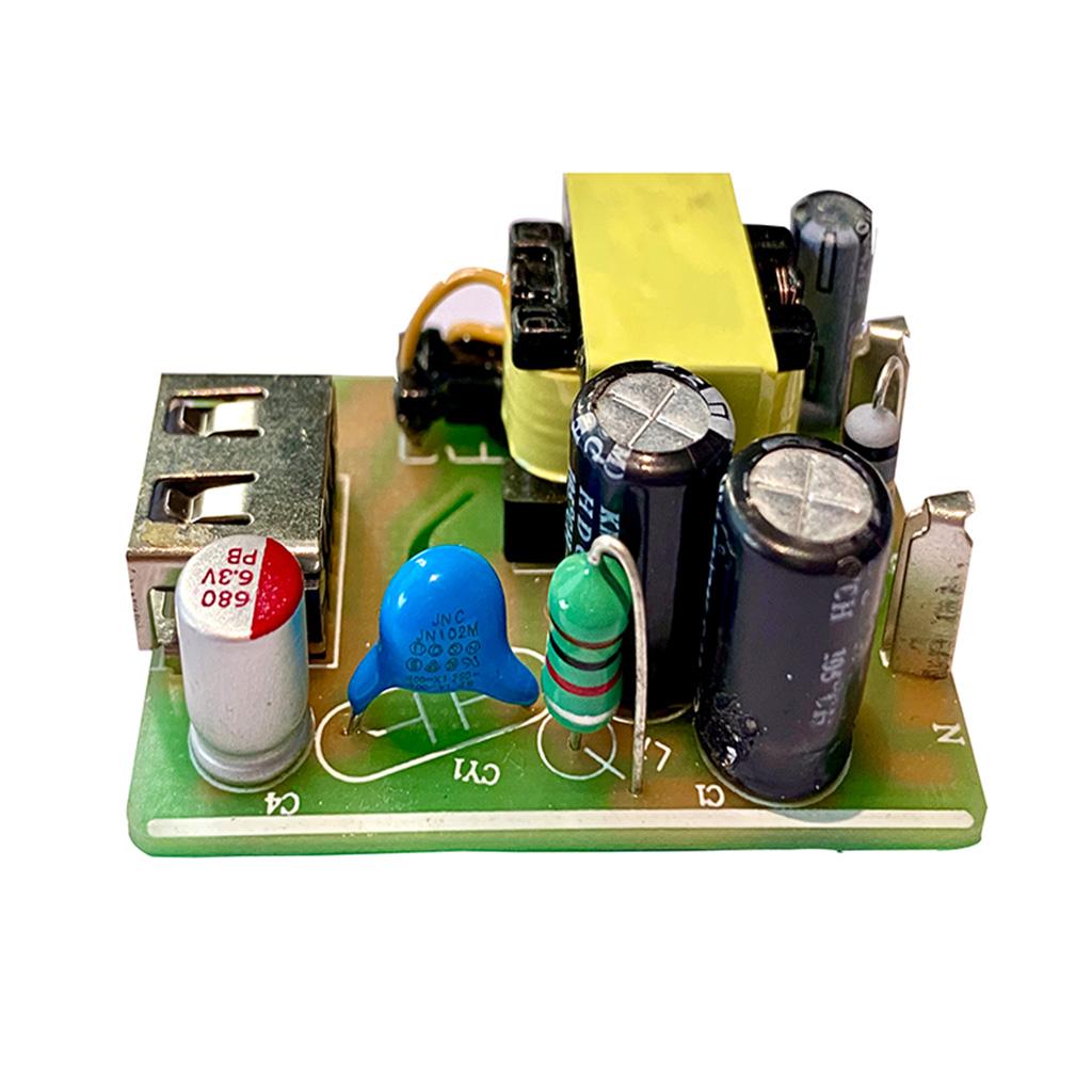超低成本的5V2A充电器方案,精简BOM,可认证
